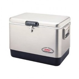 Coleman Stainless Steel Cooler Combo (54-qt)