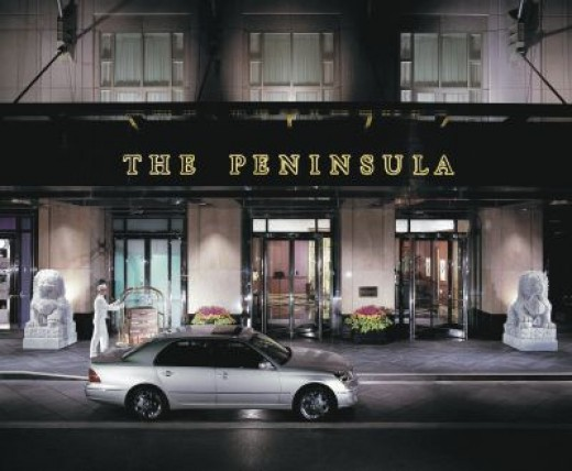 The Peninsula Hotel Chicago, Illinois