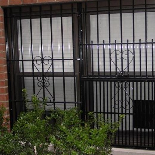 window security gates