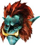 Troll Mask 6