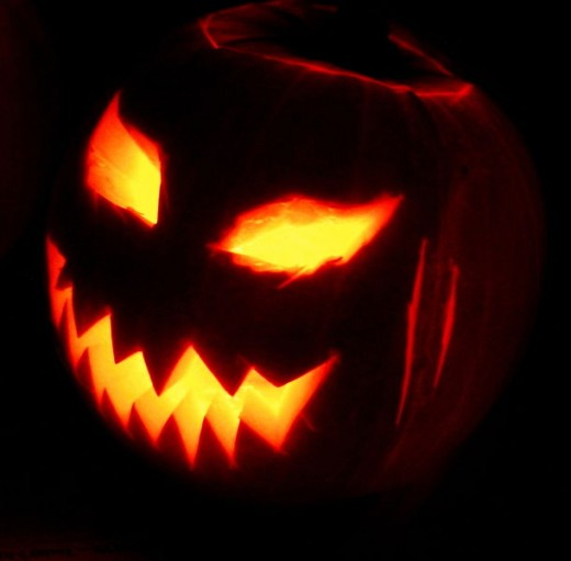 Halloween is about cards, Jack 0' Lanterns, ghost, witches and black cats.