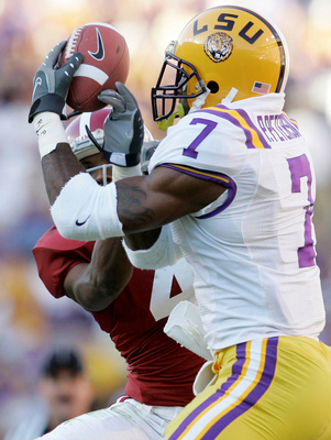 Patrick Peterson LSU Cornerback 2010 Heisman Hopeful