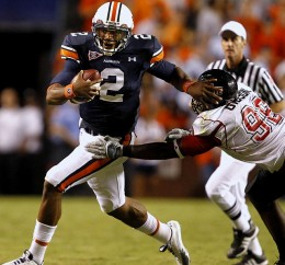 Cameron Newton Auburn Quarterback Heisman Candidate 2010