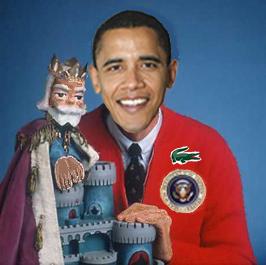 King Friday & Barack