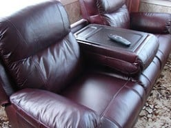 Choosing the right leather lounge suite for your home