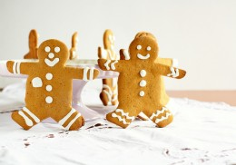 Gingerbread Man- Gingerbread cookie recipe