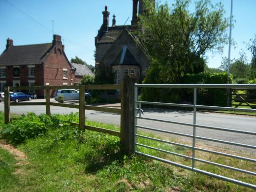 The Knot Inn, Rushton, Bosley