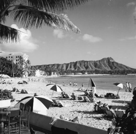 Hawaii is one the most romantic honeymoon destinations.