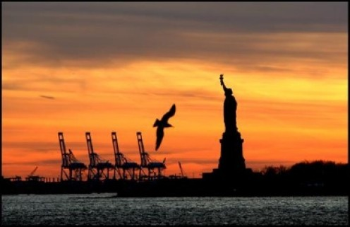 Not for everyone, New York is one the best honeymoon destination in the world.
