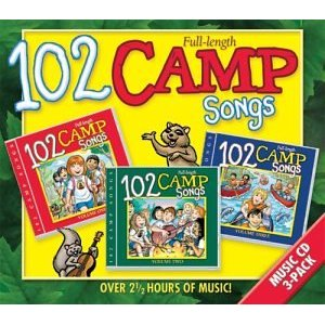 102 CampSongs By Twin Sisters