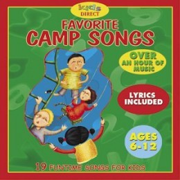 Favorite CampSongs By Various Artists