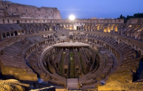 Rome is one of the most popular honeymoon destinations.