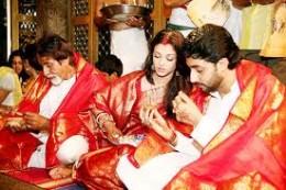 Aishwarya Rai Bachan's Marriage