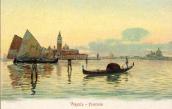 Venezia serenissima - most romantic city in the world
