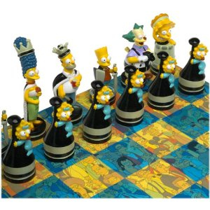 An example of a fun chess set