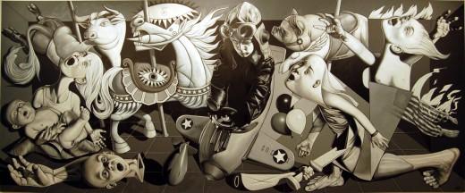 Guernica Go Round