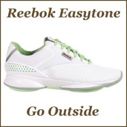 Reebok easytone Go Outside from Foot Solutions