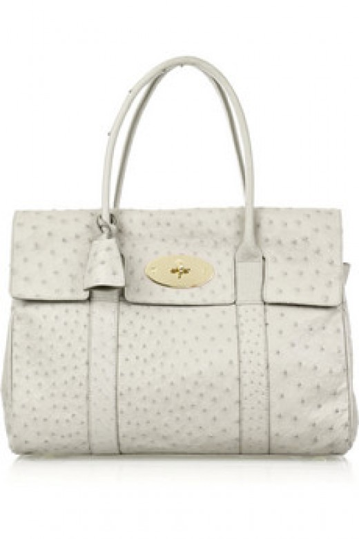 Mulberry Bayswater Ostrich $5000