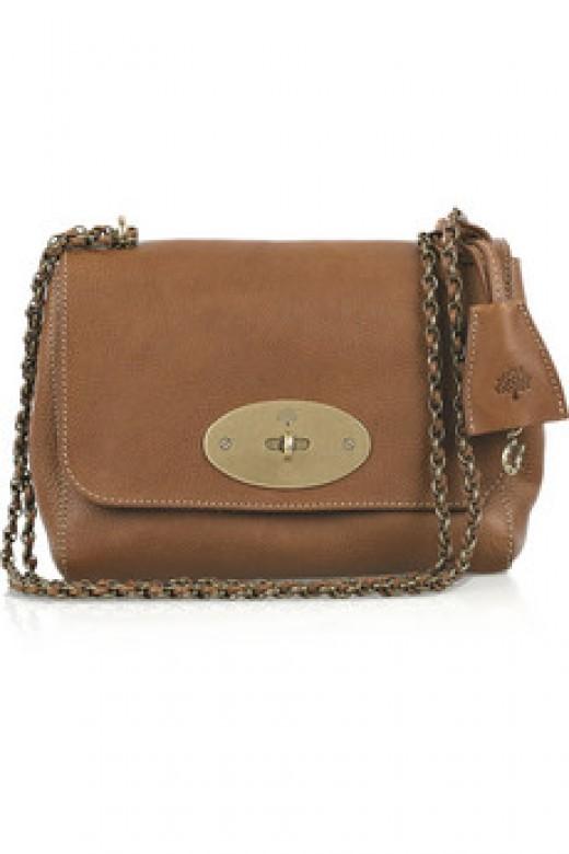 Mulberry Leather Shoulder Bag 450UKP