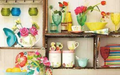 Buy Fun Kitchen Accessories Online. Pretty Cups, Funny Teapots, Novelty Aprons.  Why Not Brighten Your Kitchen?