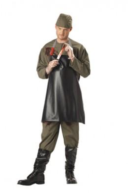 Dexter Scrubs and Halloween Costumes