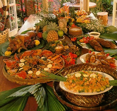Found this photo on the web, the caption was Paradise Philippine Cuisine. Yes as in you will be there a lot faster if you keep this up.