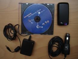 GPS bluetooth receiver
