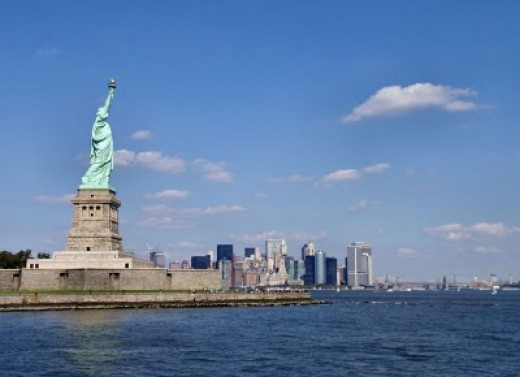 Statue of Liberty, Staten Island, New York