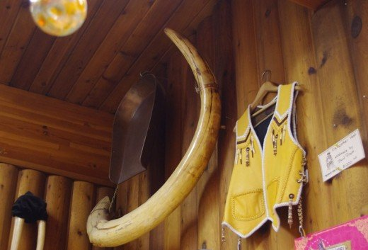 Elk-hide Vest