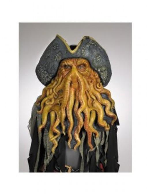 Davey Jones Ghost Mask