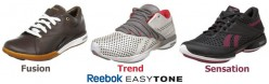 Reebok Easytone and Simplytone Toning Shoes