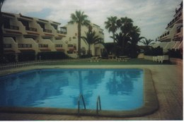 Amarilla Bay swimming pool