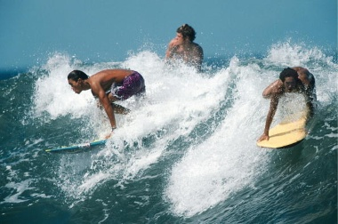 Surf Hawaii and experience one of the best vacation spots in the world.