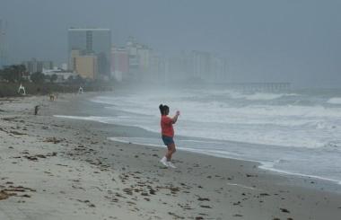 Myrtle Beach, South Carolina.