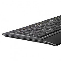 The Best LED Keyboard Under $45 - Logitech Illuminated Ultrathin Keyboard with Backlighting