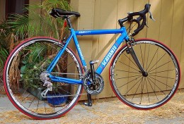 This is a road bike