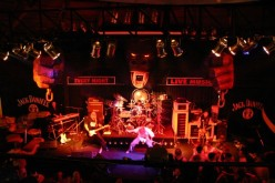 Rock And Roll At Rock City Nightclub In Patong Beach Thailand