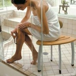 Teak Shower Seat for your Bathroom?