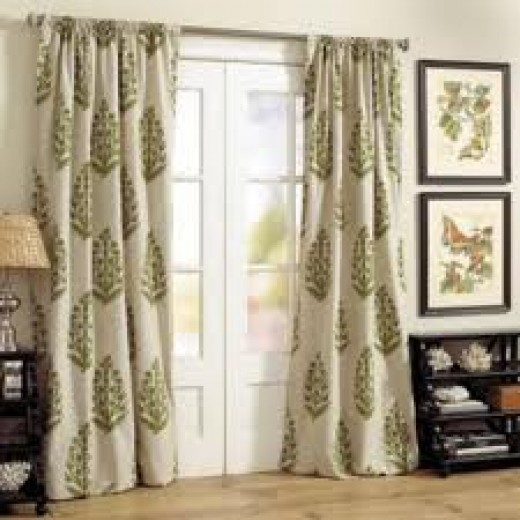 Best Window Treatments For Sliding Glass Doors