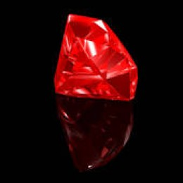 Rubies are one example of a colored gemstone.