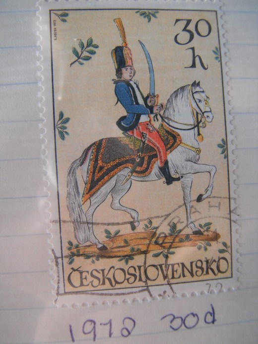 Another stamp about the Renaissance