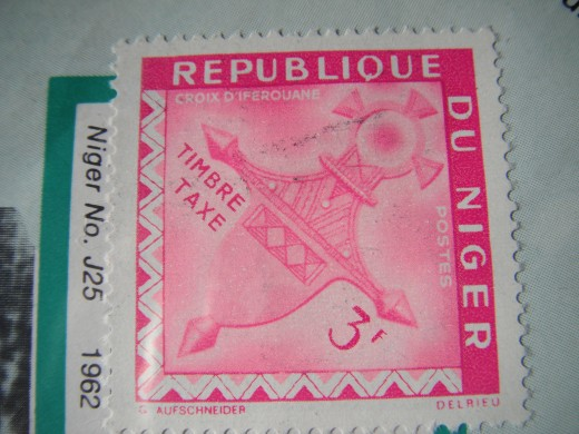 A Republic of Niger stamp