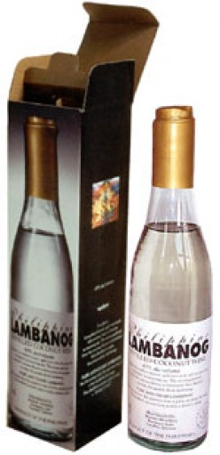 Lambanog, The Philippine Vodka