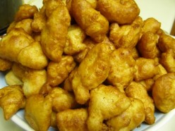 Frying Chicken Recipe: Homemade Chicken Nuggets