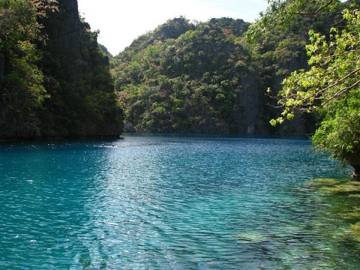 Coron, Palawan (image requires attribution)