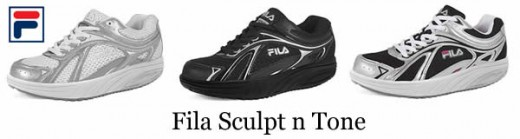 Fila Sculpt n Tone Shoes - The first step towards a better body