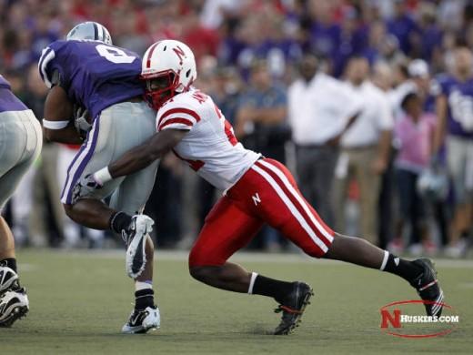 Nebraska beatdown Kansas State last Thursday night 48-13.