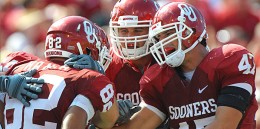 The Sooners had the week off and will host Iowa State on Saturday.