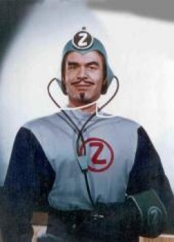 TV in the 50's: Captain Z-Ro