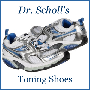 Dr. Scholl's Fitness Walker Toning Shoes